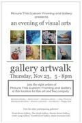 Art Walk, Picture This Framing and Gallery in Penticton