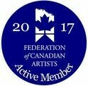 Federation of Canadian Artists, Active Status