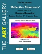 Reflective Moments Featuring the Artists on Main