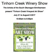 Tinhorn Creek Show and Sale